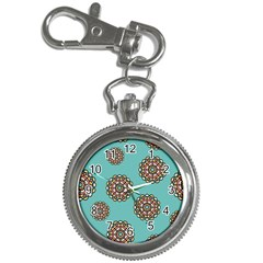 Circle Vector Background Abstract Key Chain Watches