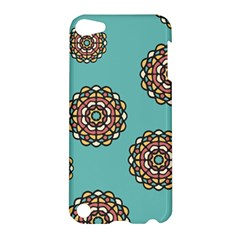 Circle Vector Background Abstract Apple Ipod Touch 5 Hardshell Case