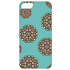 Circle Vector Background Abstract Apple Iphone 5 Classic Hardshell Case