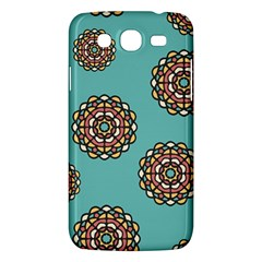 Circle Vector Background Abstract Samsung Galaxy Mega 5 8 I9152 Hardshell Case