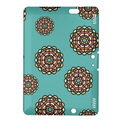 Circle Vector Background Abstract Kindle Fire HDX 8.9  Hardshell Case