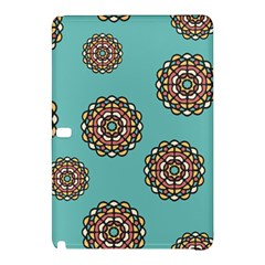 Circle Vector Background Abstract Samsung Galaxy Tab Pro 12 2 Hardshell Case
