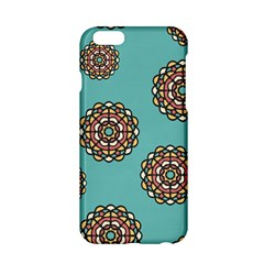 Circle Vector Background Abstract Apple iPhone 6/6S Hardshell Case