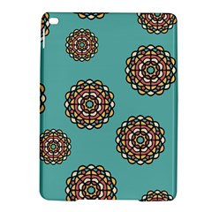 Circle Vector Background Abstract Ipad Air 2 Hardshell Cases