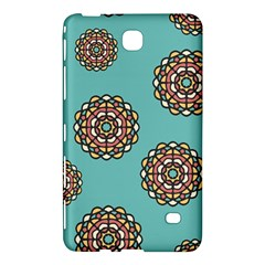 Circle Vector Background Abstract Samsung Galaxy Tab 4 (7 ) Hardshell Case