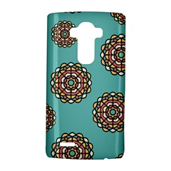 Circle Vector Background Abstract LG G4 Hardshell Case