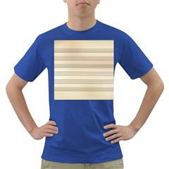Notenblatt Paper Music Old Yellow Dark T Shirt