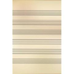 Notenblatt Paper Music Old Yellow 5 5  X 8 5  Notebooks
