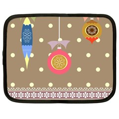 Art Background Background Vector Netbook Case (xl)