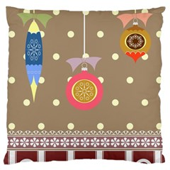 Art Background Background Vector Large Cushion Case (two Sides)
