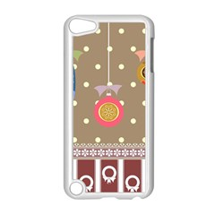 Art Background Background Vector Apple iPod Touch 5 Case (White)