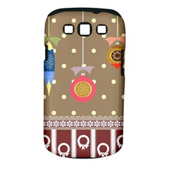 Art Background Background Vector Samsung Galaxy S III Classic Hardshell Case (PC+Silicone)