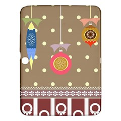 Art Background Background Vector Samsung Galaxy Tab 3 (10 1 ) P5200 Hardshell Case