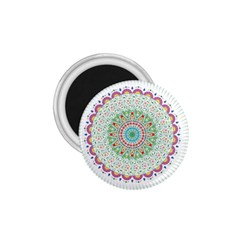 Flower Abstract Floral 1 75  Magnets