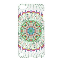 Flower Abstract Floral Apple Ipod Touch 5 Hardshell Case