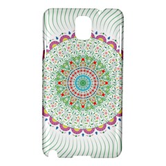Flower Abstract Floral Samsung Galaxy Note 3 N9005 Hardshell Case