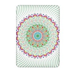 Flower Abstract Floral Samsung Galaxy Tab 2 (10 1 ) P5100 Hardshell Case