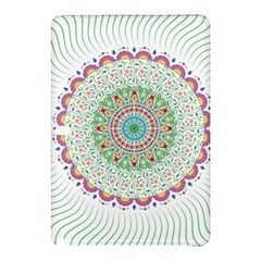 Flower Abstract Floral Samsung Galaxy Tab Pro 10.1 Hardshell Case