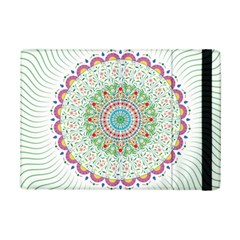 Flower Abstract Floral Ipad Mini 2 Flip Cases