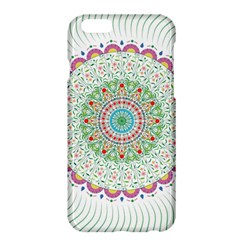 Flower Abstract Floral Apple Iphone 6 Plus/6s Plus Hardshell Case