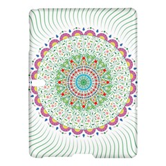 Flower Abstract Floral Samsung Galaxy Tab S (10 5 ) Hardshell Case