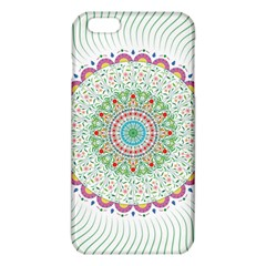Flower Abstract Floral Iphone 6 Plus/6s Plus Tpu Case