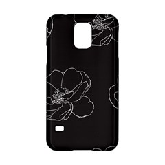 Rose Wild Seamless Pattern Flower Samsung Galaxy S5 Hardshell Case