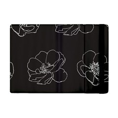 Rose Wild Seamless Pattern Flower Ipad Mini 2 Flip Cases