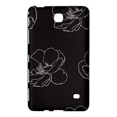 Rose Wild Seamless Pattern Flower Samsung Galaxy Tab 4 (7 ) Hardshell Case