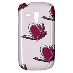 Magnolia Seamless Pattern Flower Galaxy S3 Mini