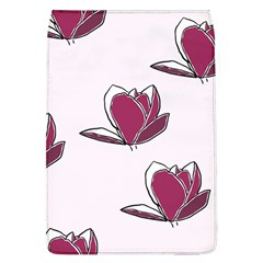 Magnolia Seamless Pattern Flower Flap Covers (l)