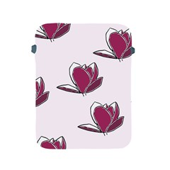 Magnolia Seamless Pattern Flower Apple Ipad 2/3/4 Protective Soft Cases