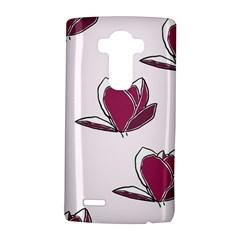 Magnolia Seamless Pattern Flower Lg G4 Hardshell Case