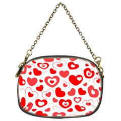 Cards Ornament Design Element Gala Chain Purses (one Side)