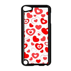 Cards Ornament Design Element Gala Apple Ipod Touch 5 Case (black)