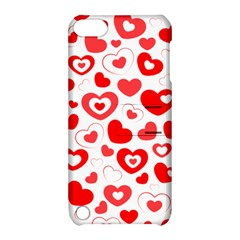 Cards Ornament Design Element Gala Apple Ipod Touch 5 Hardshell Case With Stand