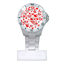 Cards Ornament Design Element Gala Plastic Nurses Watch