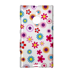Floral Flowers Background Pattern Nokia Lumia 1520