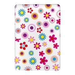 Floral Flowers Background Pattern Samsung Galaxy Tab Pro 10 1 Hardshell Case