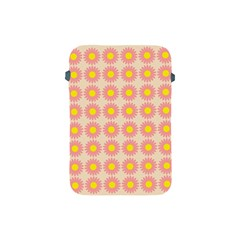 Pattern Flower Background Wallpaper Apple Ipad Mini Protective Soft Cases