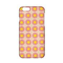 Pattern Flower Background Wallpaper Apple Iphone 6/6s Hardshell Case