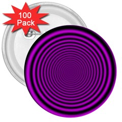 Background Coloring Circle Colors 3  Buttons (100 Pack)