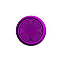 Background Coloring Circle Colors Golf Ball Marker (4 pack)