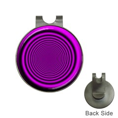 Background Coloring Circle Colors Hat Clips With Golf Markers
