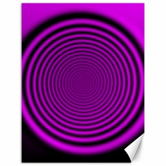 Background Coloring Circle Colors Canvas 12  x 16