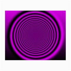 Background Coloring Circle Colors Small Glasses Cloth (2-Side)