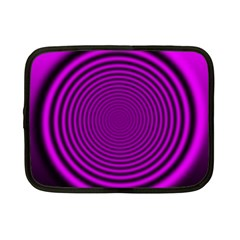 Background Coloring Circle Colors Netbook Case (small)