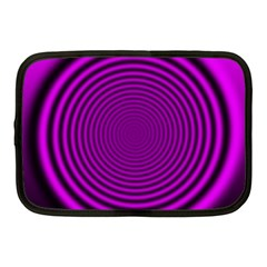 Background Coloring Circle Colors Netbook Case (Medium)