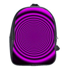 Background Coloring Circle Colors School Bags(Large)
