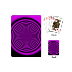 Background Coloring Circle Colors Playing Cards (mini)